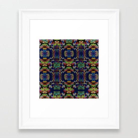 Texture 7 Framed Art Print