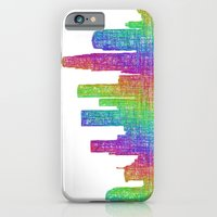 los angeles iPhone & iPod Cases featuring Los Angeles by David Zydd