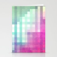 Pixel 3 Stationery Cards