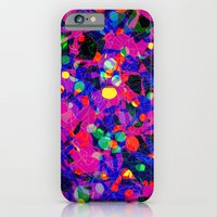 iPhone Cases featuring 80S by RUEI