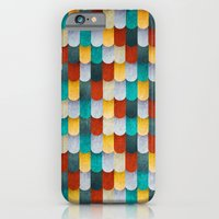 mermaid iPhone & iPod Cases featuring Mermaid by Diogo Verissimo