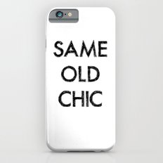 Same old chic Slim Case iPhone 6s