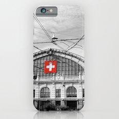 Swiss Flag iPhone 6 Slim Case