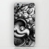 Eye Turtle iPhone & iPod Skin