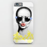 iPhone & iPod Case featuring + SMOKE AND MIRRORS PRIMARY + by Sandra Jawad
