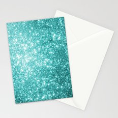 Mint Dream Stationery Cards