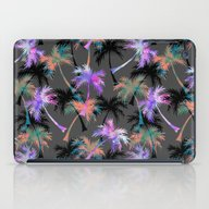 Falling Palms iPad Case