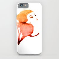 iPhone & iPod Case featuring Orange by iszaa syyskuu