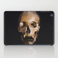 skull 9 iPad Case
