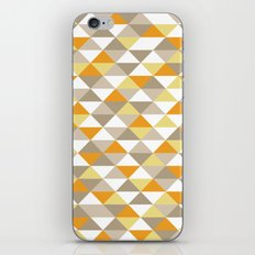 Triangle Pattern #1 iPhone & iPod Skin