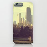 iPhone & iPod Case featuring Chicago by dandelion