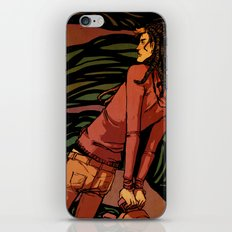 Purgatory iPhone & iPod Skin