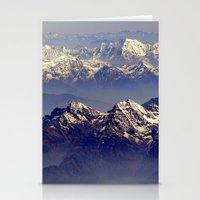 Himalayas Landscape Stationery Cards