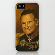 Robin Williams - Replace… iPhone (5, 5s) Slim Case