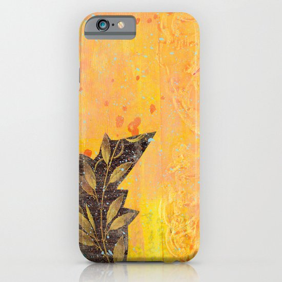 Autumn Air iPhone & iPod Case