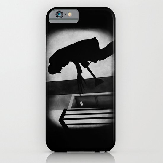 Die Toilette (in German) iPhone & iPod Case