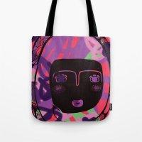 Protect_BLACK Tote Bag