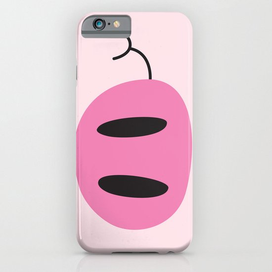 Happy Pig Minimalist iPhone & iPod Case
