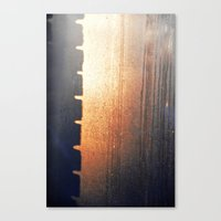 Brick Mystery Canvas Print