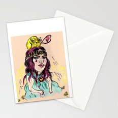 Summer's Daydream Stationery Cards