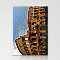 Do as the Roman's do Stationery Cards