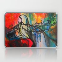Chasing The Rain Laptop & iPad Skin