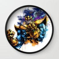 Thanos Wall Clock
