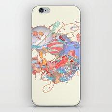 Cosmic Koinonia. iPhone & iPod Skin