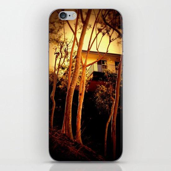 sunset mystery iPhone & iPod Skin