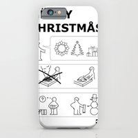 How To Have A Merry Christmas iPhone 6 Slim Case