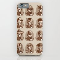 Abe Tries on Hats iPhone 6 Slim Case