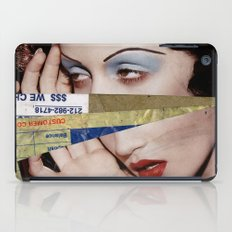 Model Mayhem iPad Case