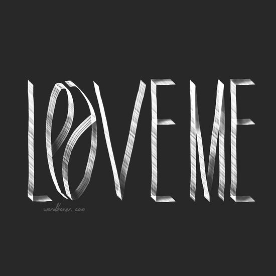 Love Me or Leave Me Art Print