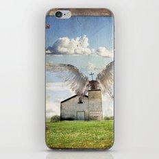 Archangel Azrael iPhone & iPod Skin