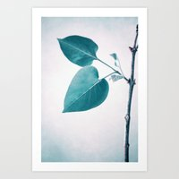 The Beautiful Heart Art Print