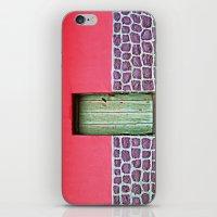 Doorways IV iPhone & iPod Skin