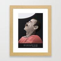 Chris Hadfield - Start S… Framed Art Print