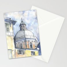 Chiesa A Pegli Stationery Cards