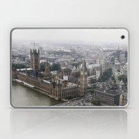 Big Ben from the London Eye Laptop & iPad Skin