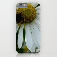 Flowers And Bees iPhone 6 Slim Case