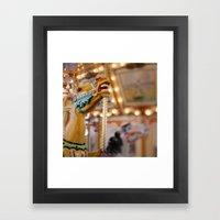 Marigold #2 Framed Art Print