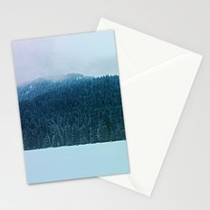 Oregon Winter Stationery Cards