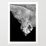 CHANGE INVERT Art Print