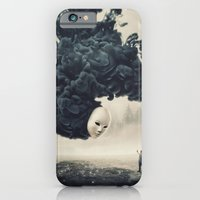 The Selfie Dark Surrealism iPhone 6 Slim Case