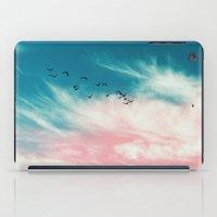EVENING BIRDS iPad Case