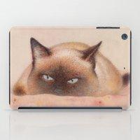 Siam iPad Case