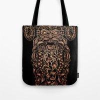 Viking Rabies Tote Bag