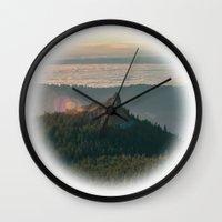 Sturgeon Rock Wall Clock