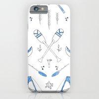 Camp Vibes iPhone 6 Slim Case