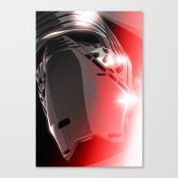 Dark Side (Kylo Ren) Canvas Print